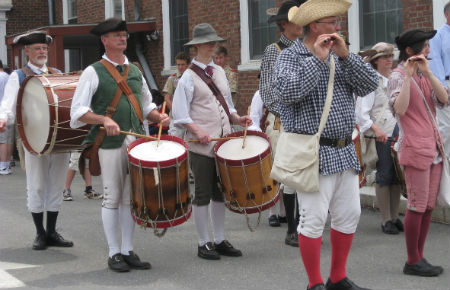 Sudbury Fife & Drum