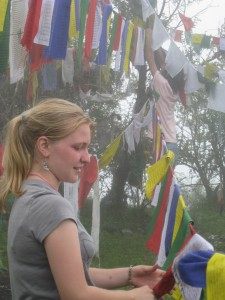 Shannon Ward-Tibetan Prayer Flags