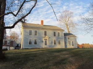 Would Sudbury's Loring Parsonage make a good Town Museum? A feasibility study will provide some insight.